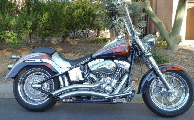 2006 Harley Davidson Screamin Eagle Fat Boy Cvo