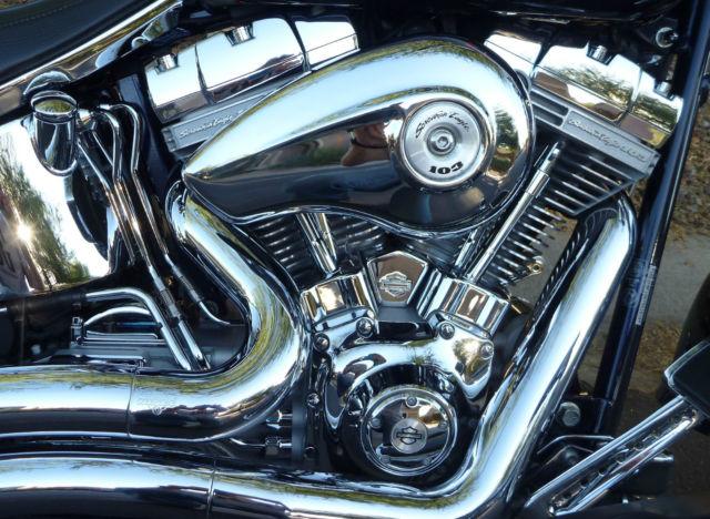 Harley Davidson Flstfse2 Screamin Eagle Fatboy Cvo 2006 Photo Jpg