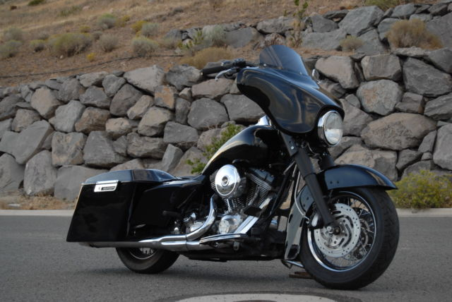 2006 Harley Davidson Electra Glide Bagger Street Road