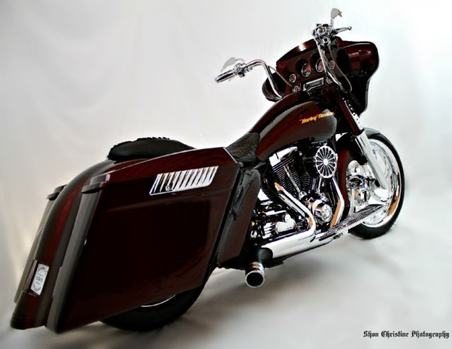 2006 Harley Davidson Electra Glide Custom Bagger