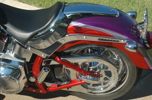 2006 Harley Davidson Flstfse Screamin Eagle Fat Boy 1