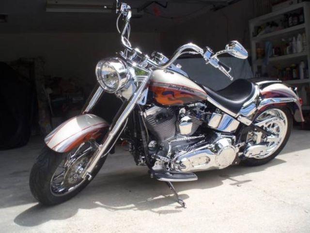 2006 Harley Davidson Screamin Eagle Fat Boy Cvo