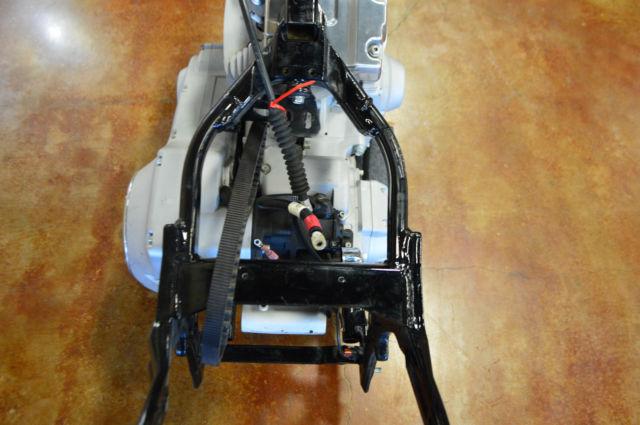 2006 Harley Davidson Softail Project Bike No Reserve Clean