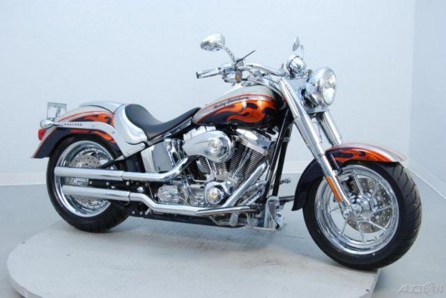 Harley Davidson Flstfse Screamin Eagle Fat Boy 2006 4 800 1024 1280 1600 Origin
