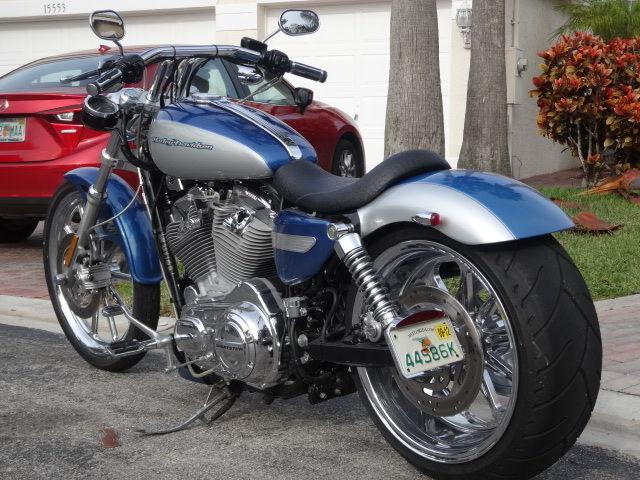 Harley Davidson  Custom Amsoil Oil Filter