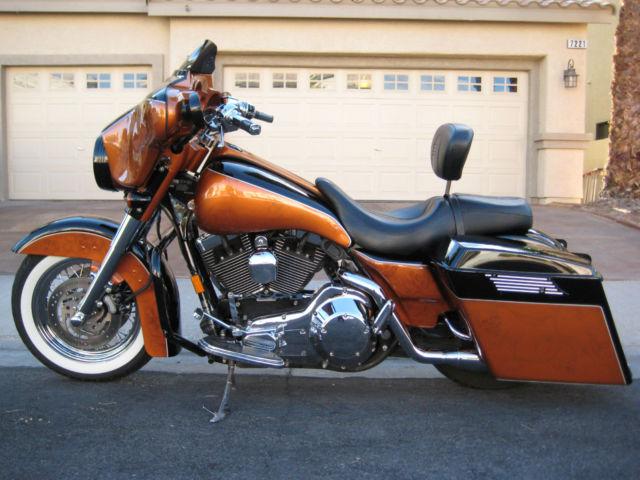 2006 harley davidson street glide custom bagger. Black Bedroom Furniture Sets. Home Design Ideas