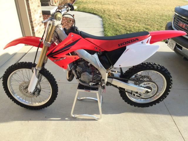 2006 honda cr125 cr 125 cr125r cr 125r motocross dirt bike2006 Honda 125cc Dirt Bike #1