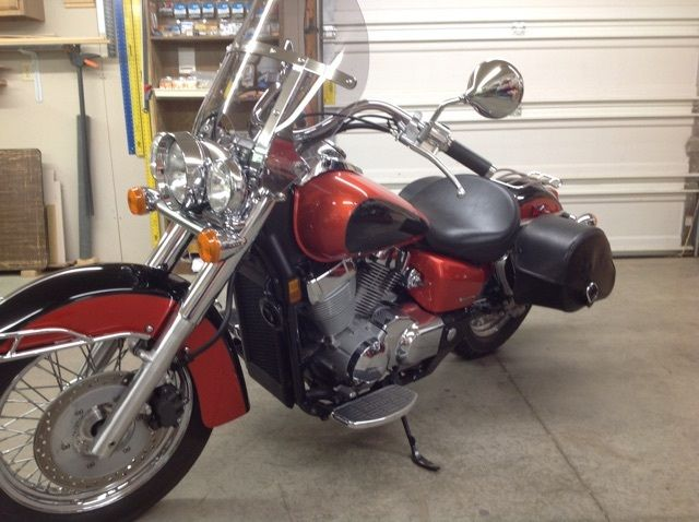 2006 Honda Shadow 750 Aero