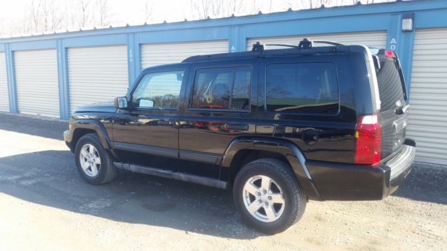 Jeep Commander Cylinder Awd Great Family Suv