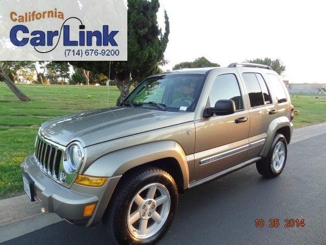 2006 jeep liberty 4x4 limited