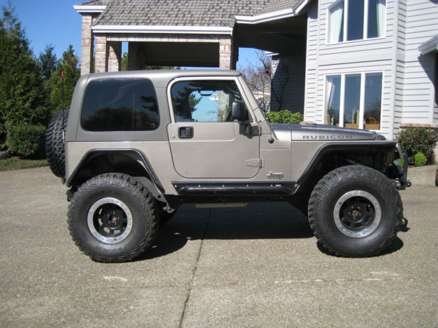 2006 Jeep Tj Rubicon Best Of Everything 5 Quot Genright Stretch