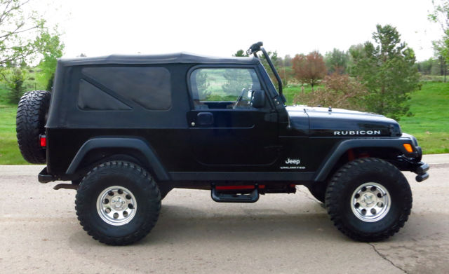 2006 Jeep Wrangler Unlimited Rubicon Lj With 5950 Miles