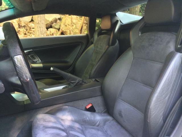 2006 Lamborghini Gallardo E Gear Se Suede Interior Full Exaust