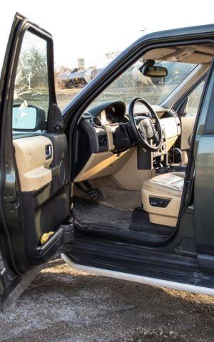 2006 Land Rover LR3 SE V8 4X4 LIFTED WITH BASKET