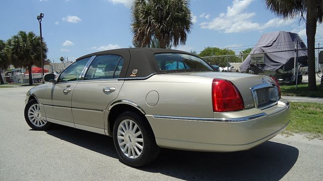 2006 Lincoln Town Car Presidential Edition Only 34 851 Actual