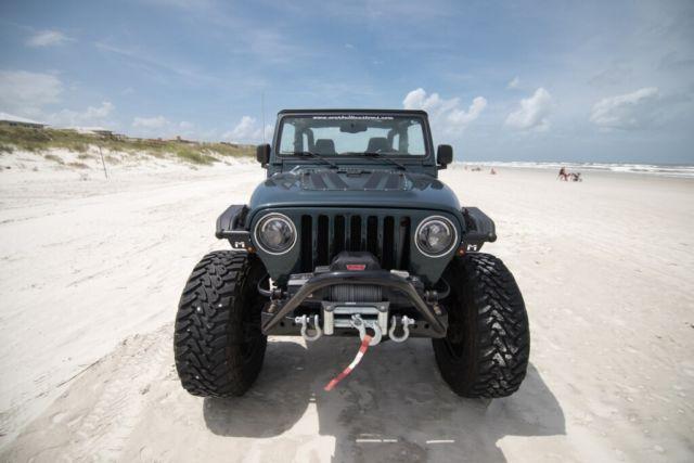 2006 Lj Jeep Wrangler Rubicon Unlimited Ls3 V8 Conversion