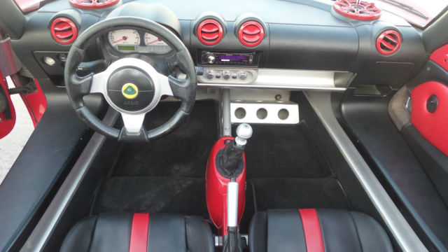 2006 lotus elise with custom paint and interior vehicles markets com