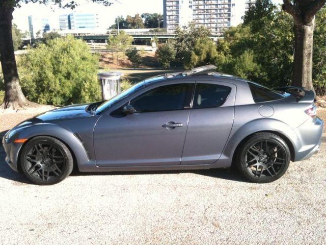 Mazda Rx Shinka Edition