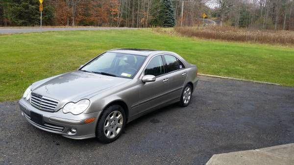 2006 mercedes benz c280 4matic for 2006 mercedes benz c280 4matic