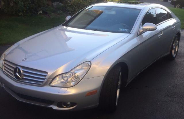 Mercedes cls550 2006