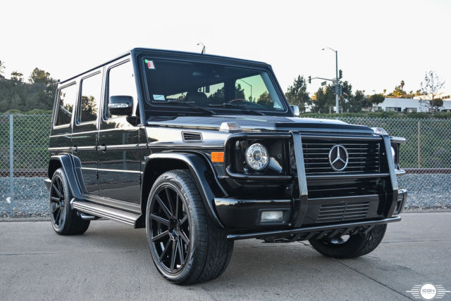 2006 g wagon the wagon for New mercedes benz g wagon