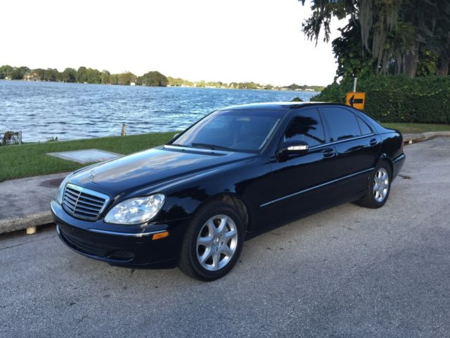 2006 mercedes benz s430 4matic 4 3l v8 fl car no accidents for 2006 mercedes benz s430 4matic