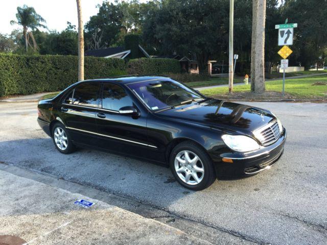 2006 mercedes benz s430 4matic 4 3l v8 fl car no accidents for Mercedes benz of south florida