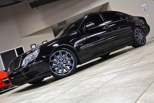 2006 MercedesBenz S65 AMG Sedan MSRP 178k Distronic Active Rear