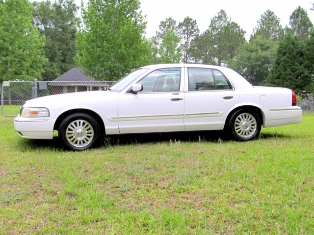 2006 grand marquis ultimate edition