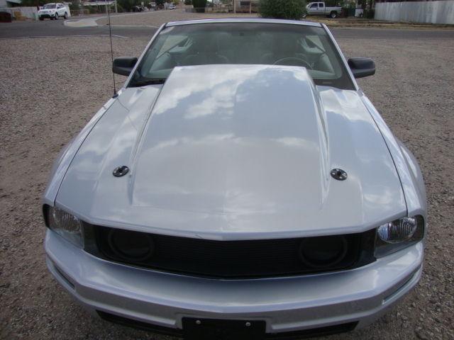 2006 Mustang Gt Premium Convertible 4 6l Engine Manual Trans Low