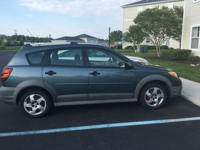 2006 Pontiac Vibe In Excellent Shape And It Has No Problems 87 372 Miles
