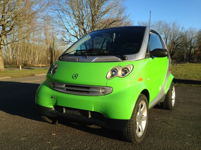 2006 Smart Fortwo 450