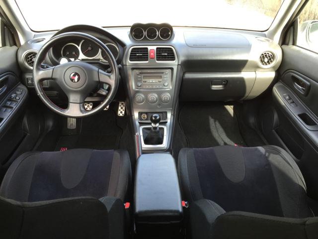 Subaru Impreza Sedan >> 2006 Subaru Impreza WRX STI- Aspen White w/ Black s204 interior