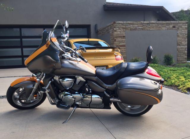 Custom Suzuki Boulevard M109r Bagger Bikes Baggers - Www