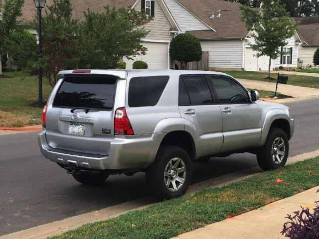 Lifted 2010 4runner >> 2006 Toyota 4Runner Sport Edition V8 4WD - Lifted