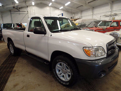 2006 toyota tundra regular cab longbed 6 speed manual stick shift rh veh markets com Toyota Tundra 2011 for Sale in PA Near 18322 2006 Tundra Craigslist