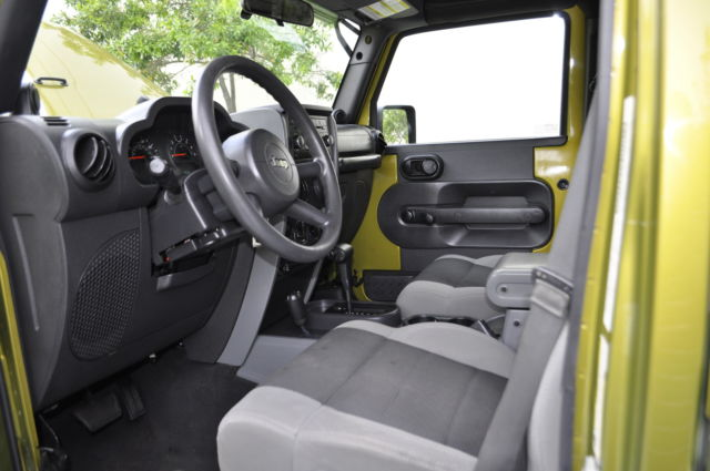 2007 2008 2009 2010 Jeep Wrangler Unlimited X 4X4 Lifted ...