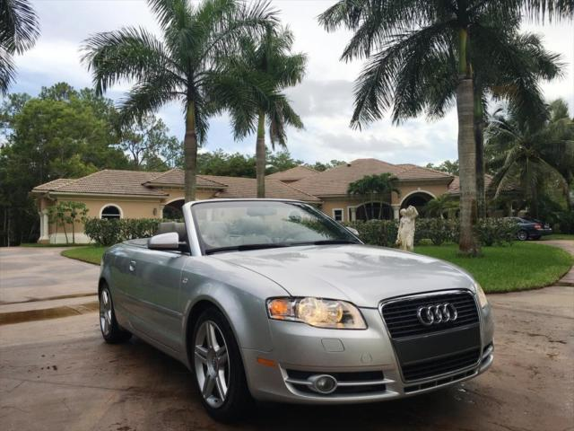 2007 Audi A4 20t Cabriolet Low 35k Miles Immaculate Serviced
