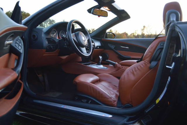 2007 BMW M6 Convertible Neiman Marcus Edition Only 50 made in the WORLD