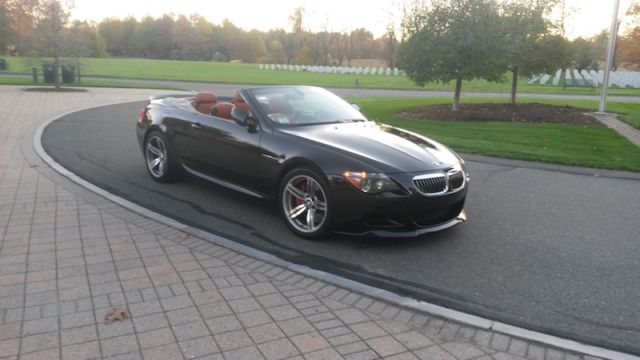 2007 BMW M6 Convertible Neiman Marcus Edition V10 515HP