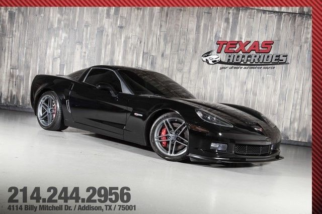 2007 Chevrolet Corvette Z06 RR Stage-4 Heads/Cam Pkg  583hp!! All