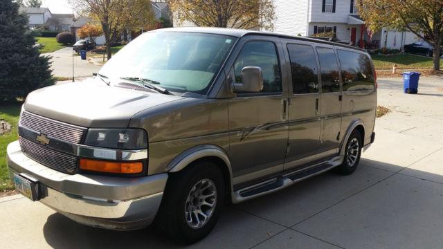 2007 Chevrolet Express 1500 Conversion Van
