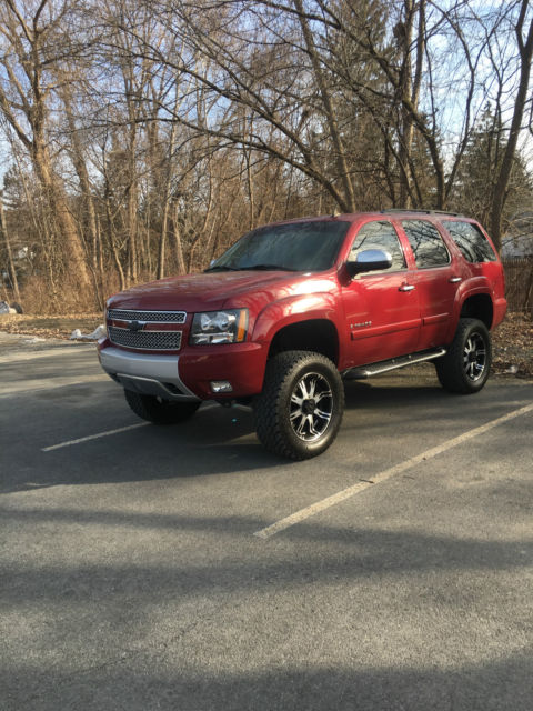 2007 Chevrolet Tahoe Z71 Off Road Lifted Florida Truck