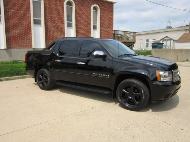 2007 Chevy Avalanche LTZ For Sale  YouTube