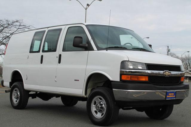 Duramax Cargo Van Html Autos Post