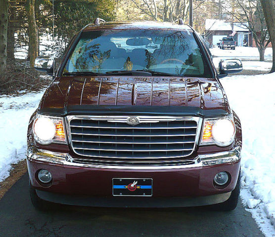 2007 Chrysler Aspen Limited AWD Every Option Super Clean 5