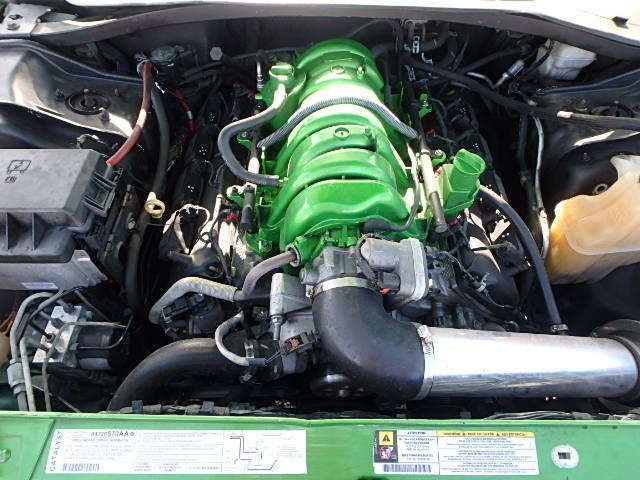 2007 dodge charger hemi hp