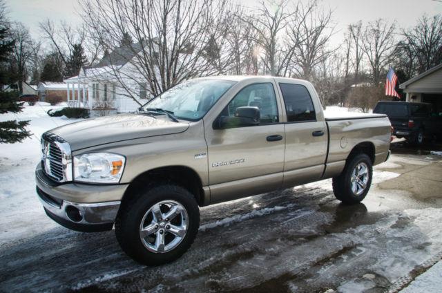 2007 Dodge Ram 1500 Big Horn 4x4 5 7 Hemi 90k Miles