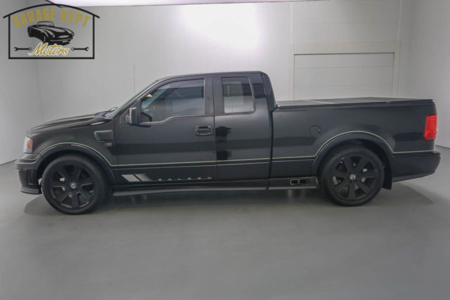 2007 ford f150 saleen s331 supercharged sport truck 450hp southern truck. Black Bedroom Furniture Sets. Home Design Ideas