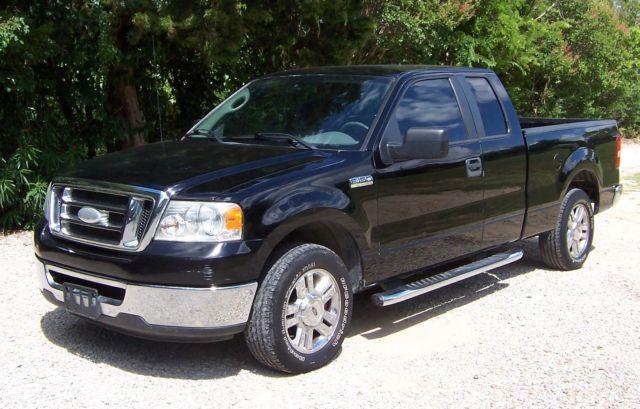 2007 ford f150 xlt triton